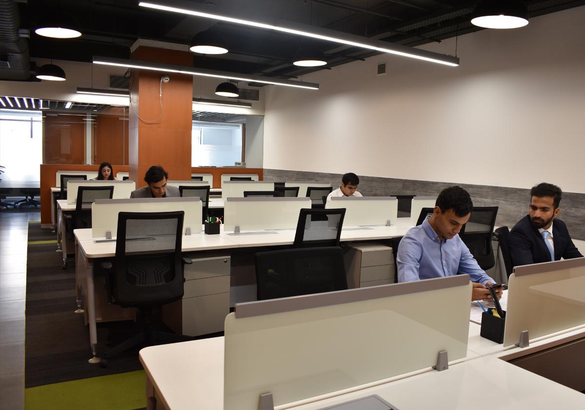 Coworking Industry