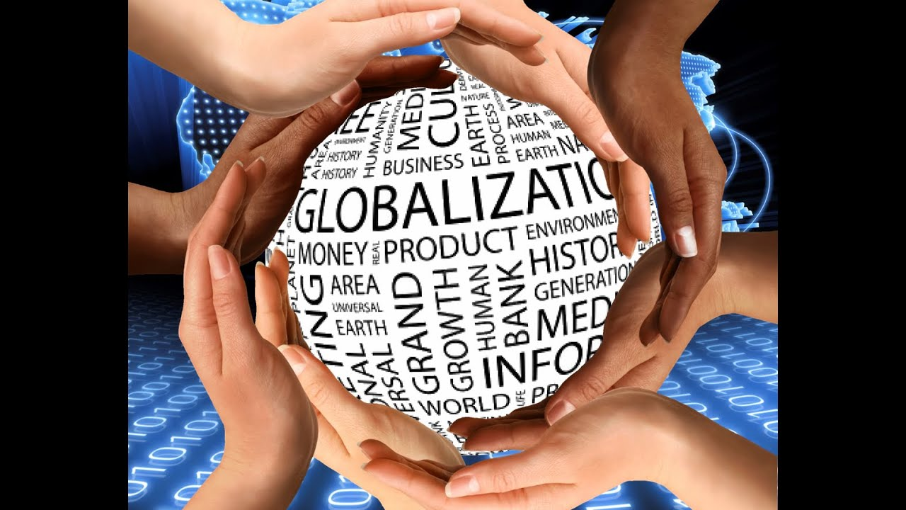 Save world from globalisation