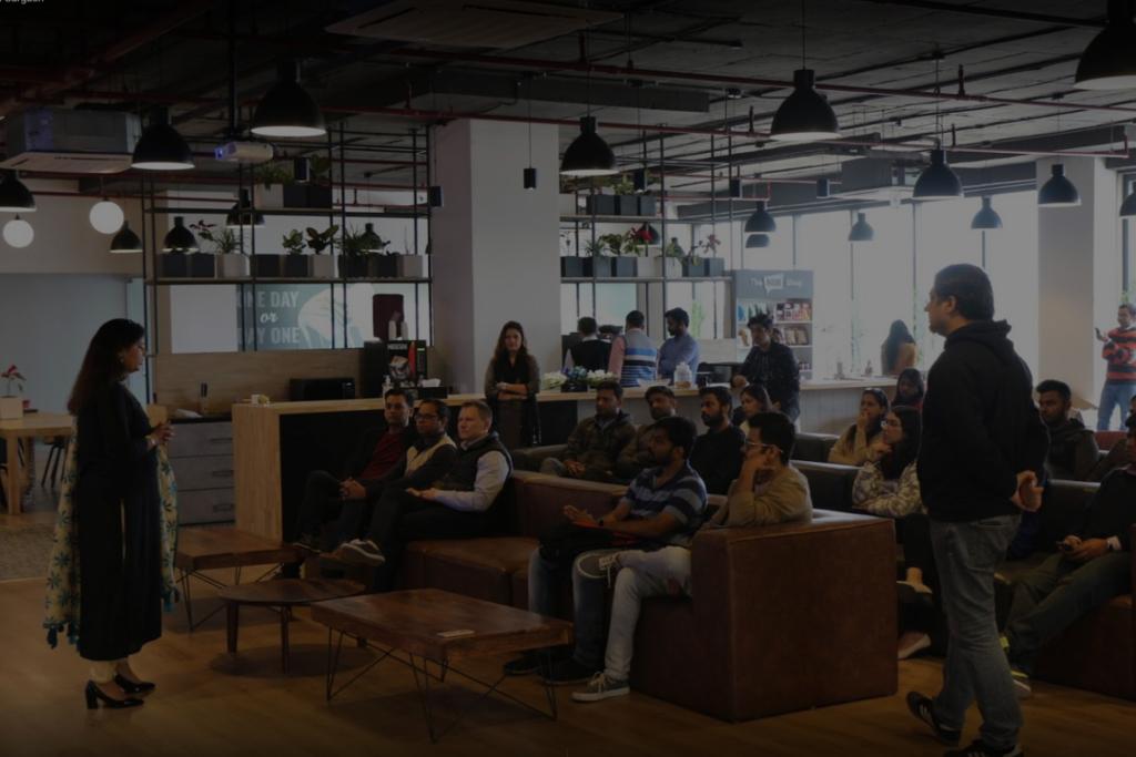 Plus Office - Coworking Space In Gurgaon